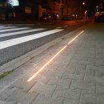 doświetlenie przejścia dla pieszych